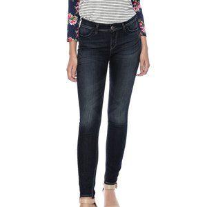 Silver Suki Jegging Jeans Size 26 × 31 Skinny Dark